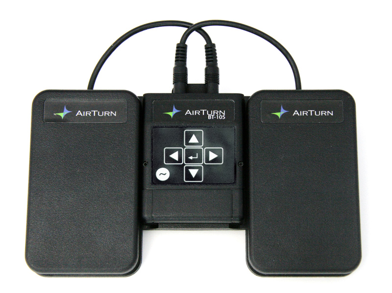 AirTurn Digit with ATFS-2 Pedals